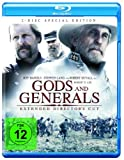 BD * Gods and Generals - Extended Director's Cut (2 Discs) [Blu-ray]
