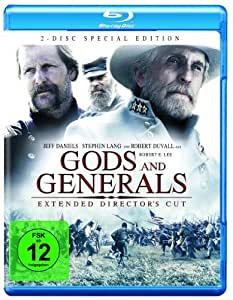 Gods and Generals - Extended Cut [Blu-ray] [Director's Cut] [Special Edition]