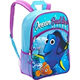 Disney Pixar Finding Dory Backpack and Nemo Insulated Lunch Bag - Kids