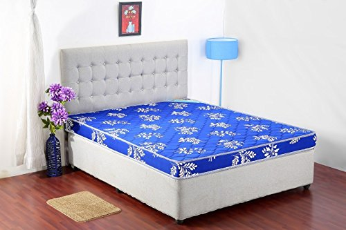 Centuary Mattresses Double Sided Reversible High Resilience (Flexi HR)Inches Foam Mattress(78X60X5)Inches