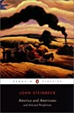 America and Americans: And Selected Nonfiction (Penguin Classics) by John Steinbeck (1-May-2003) Paperback