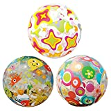 Brand New1PCS Baby beach ball water play toy later inflatable ball big size 51cm kids swimming pool accessories piscine