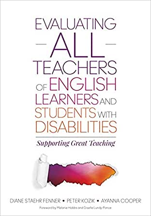Image result for Evaluating ALL Teachers of English Learners and Students With Disabilities: Supporting Great Teaching