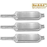Bar.b.q.s Universale in acciaio inox Grill barbecue piatto bruciatore 14631 3 Pack