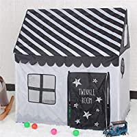 W&HH Kids Indoor Tent, Polyester Indoor Play House Children