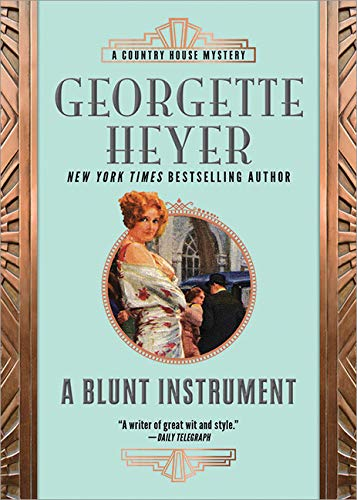 A Blunt Instrument (Country House Mysteries)