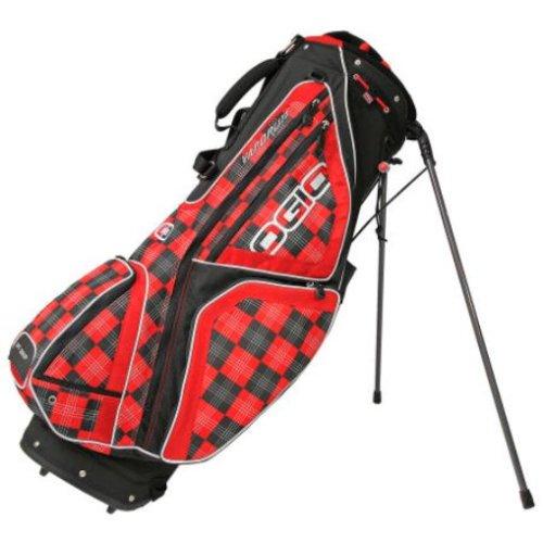 Ogio Sac de golf trépied vaporlite–Carreaux