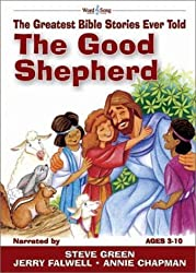 The Good Shepherd [With CD] (Greatest Bible Stories Ever Told) by Stephen Elkins (2002-08-06)