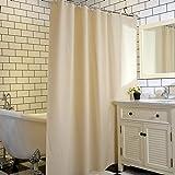 LILI Hotel der Farbe Duschvorhang Duschvorhang für Gesundheit Badewanne Vorhänge Wasserdicht Verdickte Dusche CurtainI 240 X 200 cm (94 X 79 cm)
