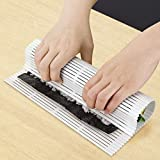 Takestop - Sushi Maker Perfect Roll - Rouleau en plastique facile à nettoyer pour...