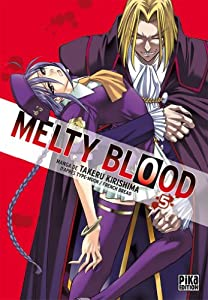 Melty Blood Edition simple Tome 5