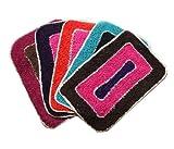 Online Quality Store Door mats 5 Pcs Mul...