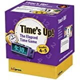 TIMES UP ELAPSED TIME GAME GR 4-5