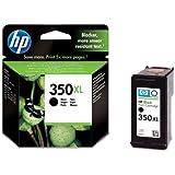 HP 350XL Noir - cartouches d'encre (Noir, HP Photosmart C4400)