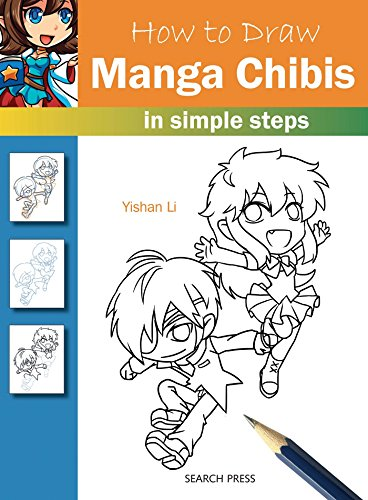 How to Draw Manga Chibis: in simple steps (How Cartoons To Kit Draw)