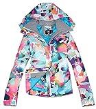 APTRO DAMEN Hohe Windschutz Technologie Mehrfarbig Ski Jacke Style #13 XS