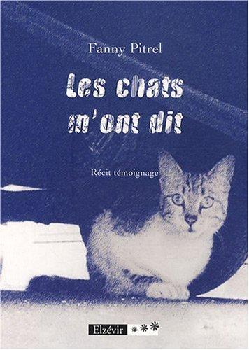 Les chats m'ont dit