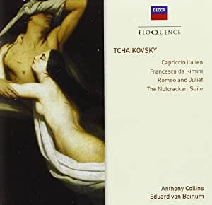 Tchaikovsky:Capriccio Italien