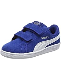 Puma Smash Fun Sd V Inf, Sneakers Basses Mixte Enfant