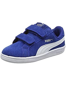 Puma Unisex-Kinder Smash Fun Sd V Inf Low-Top