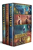 Whyborne and Griffin, Books 7-9: Maelstrom, Fallow, and Draakenwood (The Whyborne & Griffin Series Box Sets Book 3) (English Edition)