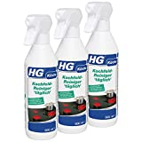 HG Kochfeld-Reiniger 'täglich', 3er Pack(3 x 500 ml)