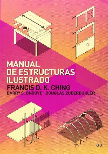 Manual de estructuras ilustrado por Francis D. K. Ching