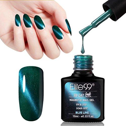 Elite99 UV LED Nagellack set uv gel shellac set sock off gel peer off nagellack uv farbgel gel nägel Nail Art polish 1 Flasche 10ml