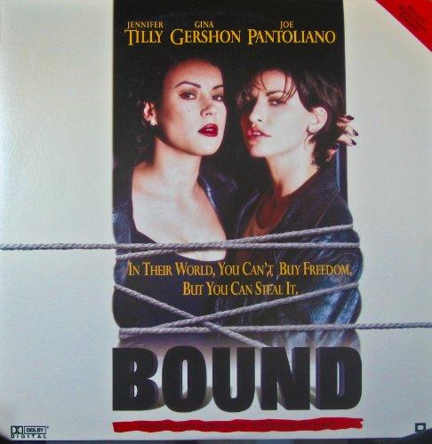 Preisvergleich Produktbild Bound (Laserdisc)