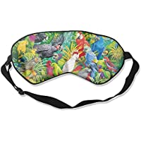 Colorful Parrots Paradise Sleep Eyes Masks - Comfortable Sleeping Mask Eye Cover For Travelling Night Noon Nap... preisvergleich bei billige-tabletten.eu