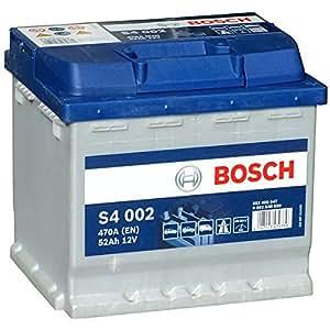 bosch s4 car battery type 012 079 car motorbike. Black Bedroom Furniture Sets. Home Design Ideas
