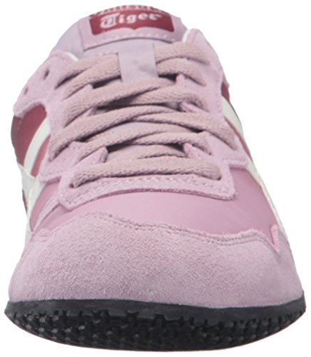 Onitsuka Tiger by Asics Serrano Leder Turnschuhe Lilac/Slight White