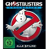 Ghostbusters 1-3 BD Set [Blu-ray]