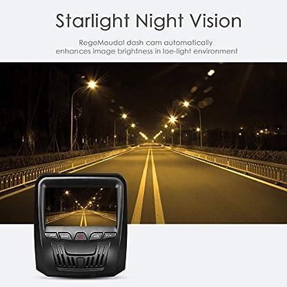Auto-Kamera-Dashcam-RegeMoudal-Dash-Cam-DVR-FHD-1080P-150–Weitwinkel-Starlight-Nachtsicht-IPS-Bildschirm-Fahren-Recorder-Loop-Aufnahme-G-Sensor-Bewegungserkennung-Parkplatzberwachung