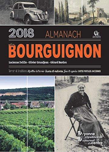 Almanach du Bourguignon 2018