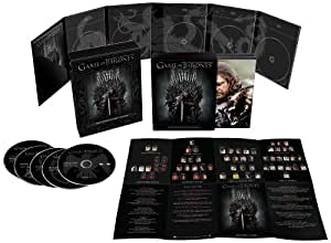 Game of Thrones - Die komplette erste Staffel (inkl. Fotobuch) [Blu-ray] [Limited Edition]