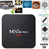 GooBang Doo MXQ Pro Android TV Box 64 Bit Amlogic S905 Android 5.1 Lollipop OS with Fully Loaded Kodi