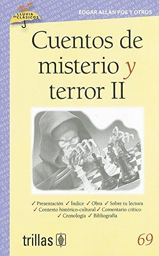 Cuentos de misterio y terror / Tales of mystery and terror: 2 (Lluvia De Clásicos / Classic Rain) par Edgar Allan Poe