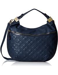Gussaci Italy Women's Handbag (D.Navy) (GUS144)