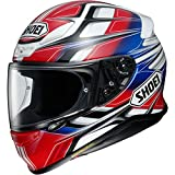 Shoei NXR Rumpus Motorcycle Helmet XL Red (TC-1)
