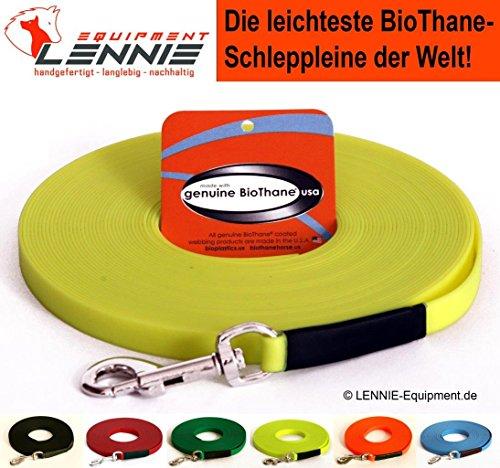 biothaner-schleppleine-fur-sehr-kleine-hunde-9-mm-ultra-thin-1-30-meter-5-m-6-farben-neon-gelb-genah