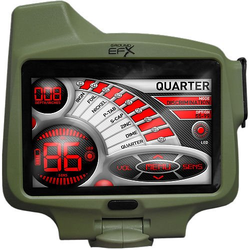 Ground-EFX-Stryker-Series-MX400-Proffesional-Metal-Detector