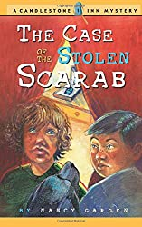The Case of the Stolen Scarab: A Candlestone Inn Mystery