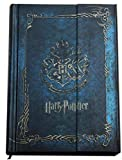 Agenda vintage Harry Potter - Agenda journalier - Mini couverture rigide - Carnet de notes avec calendrier 2018-2019-2020