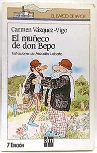 El muñeco de Don Bepo par Carmen Vázquez-Vigo