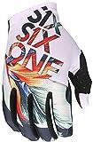 SixSixOne Handschuhe Raji Weiß Gr. XL