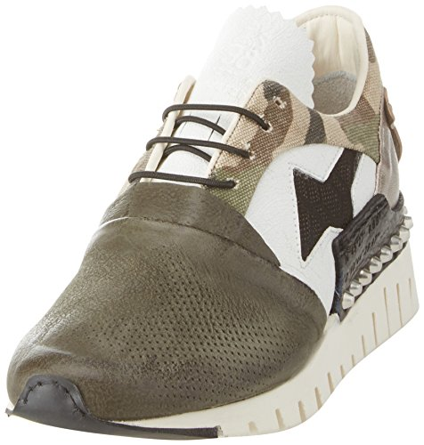 A.S.98 Surrey, Zapatillas para Mujer, Blanco (Bianco+Bianco 101 0001), 40 EU
