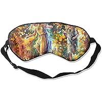 Sleep Eye Mask Walk in The Forest Lightweight Soft Blindfold Adjustable Head Strap Eyeshade Travel Eyepatch E10 preisvergleich bei billige-tabletten.eu