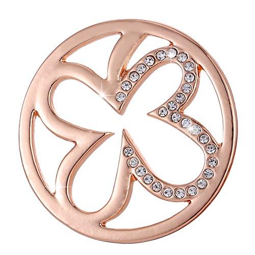 morella-mujeres-coin-colgante-33-mm-hoja-de-trebol-moderno-oro-rosa