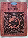 The Lion King - 3D/2D Blu-ray Steelbook [Taiwan import]